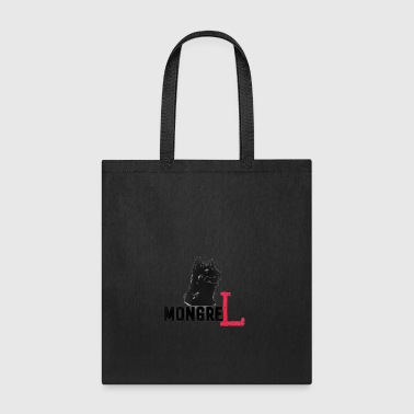 Mongrel Logo - Tote Bag