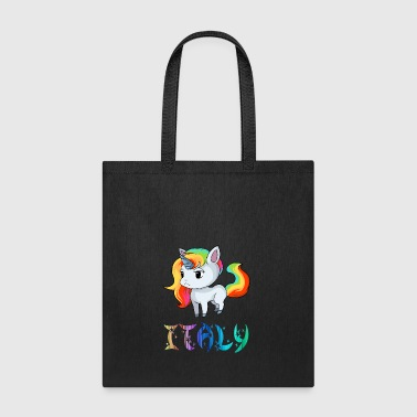Italy Unicorn - Tote Bag