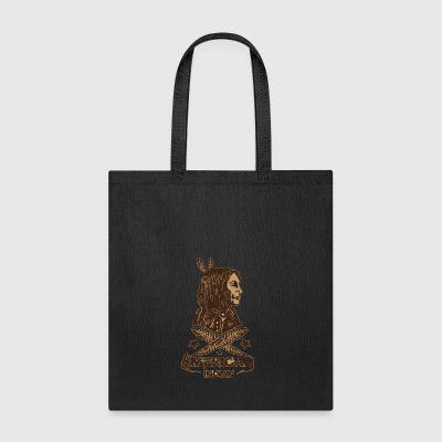 american indian - Tote Bag