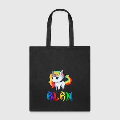 Alan Unicorn - Tote Bag