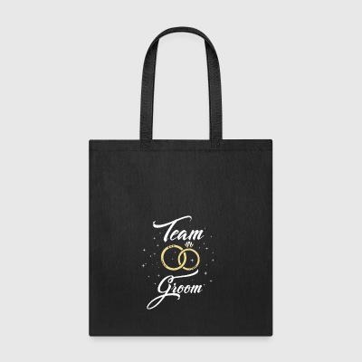 Weeding Team Groom - Tote Bag