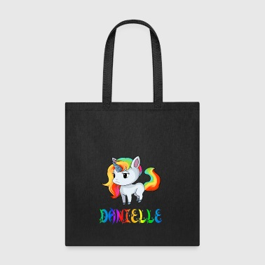 Danielle Unicorn - Tote Bag
