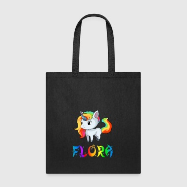 Flora Unicorn - Tote Bag