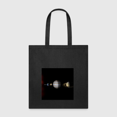 Planets aligned - Tote Bag