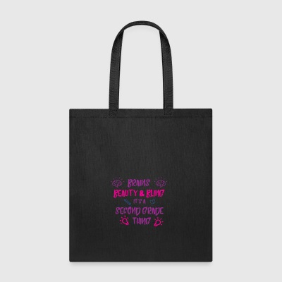 Back to school second grade - Tote Bag