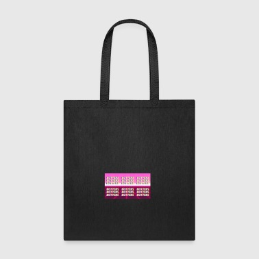 Aesthetic Butters Logo - Tote Bag