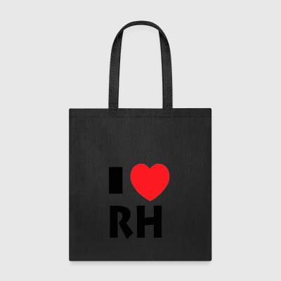 I Love Rhode Island - Tote Bag