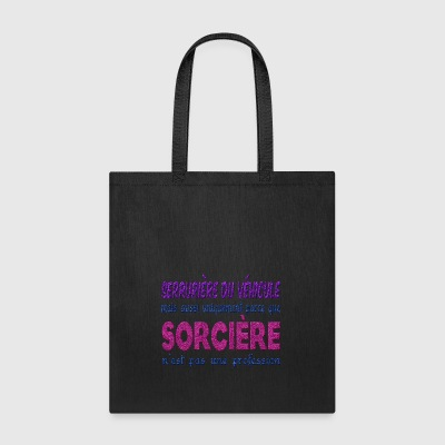 Witchcraft locksmith - Tote Bag