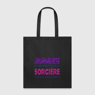 Witch Journalist - Tote Bag