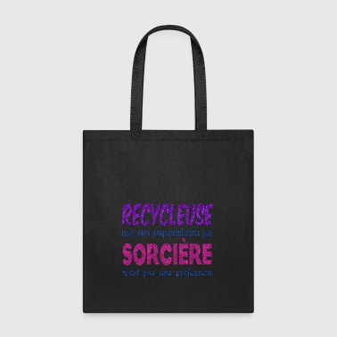 Witch Recycler - Tote Bag