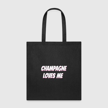 Champagne pink 3 - Tote Bag