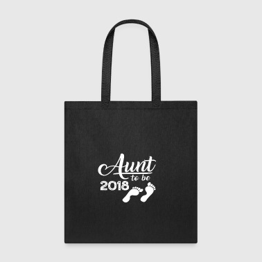Aunt To Be 2018 - Tote Bag