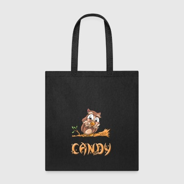 Candy Owl - Tote Bag
