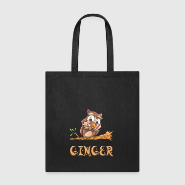 Ginger Owl - Tote Bag