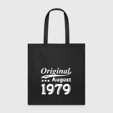 Original Since August 1979 Gift - Tote Bag