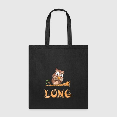 Long Owl - Tote Bag