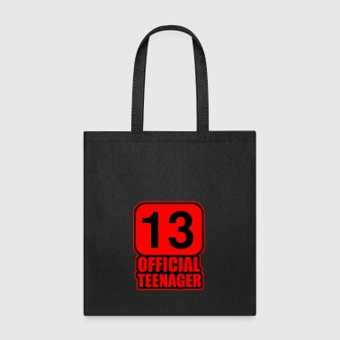 Official Teenager - Tote Bag