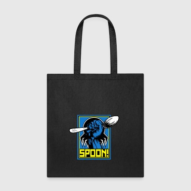 the tick spoon - Tote Bag