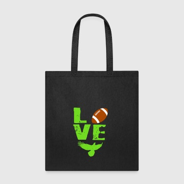 Love Eagles Football Gift Design - Tote Bag
