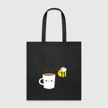 workaholic bee - Tote Bag