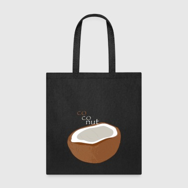 A Coconut - Tote Bag