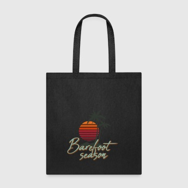 Barefoot season - Tote Bag