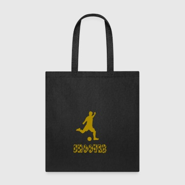 soccer shooter - Tote Bag