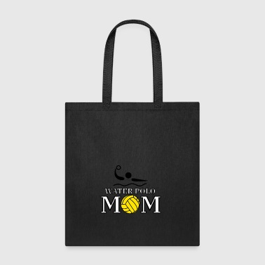 Water Polo Mom T-Shirt - Tote Bag