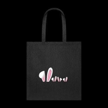 Ears Bunny Rabbit Funny Kids Gift Idea - Tote Bag