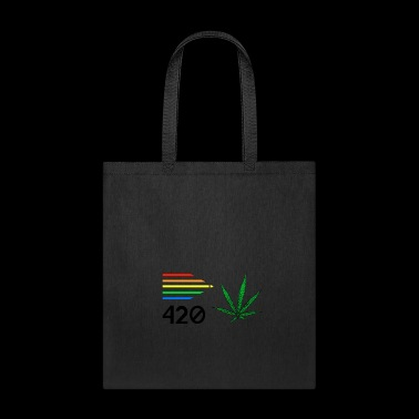 Weed 420 Colours - Tote Bag