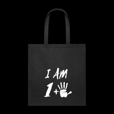 I am 1 Plus 5 Age - Tote Bag