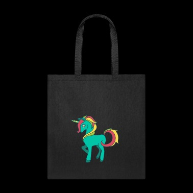 Cute Unicorn Tee Shirt Gift - Tote Bag