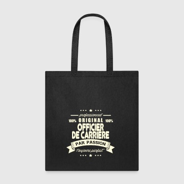Original Career Officer - Tote Bag