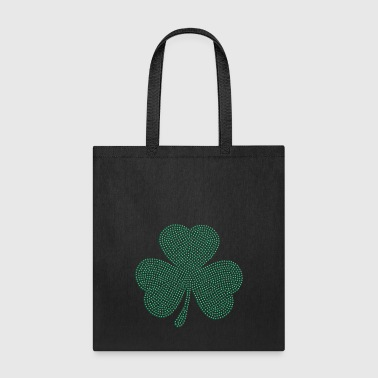 St. Patrick's Day SHAMROCK V1 - Tote Bag