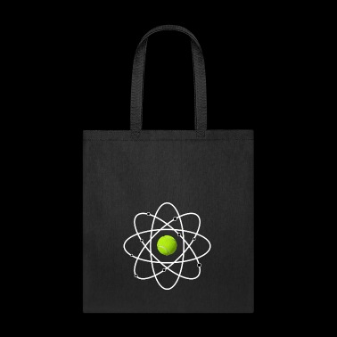 Atom Sport Tennisball Molecule Tennis DNA - Tote Bag