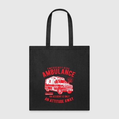 Ambulance - Tote Bag