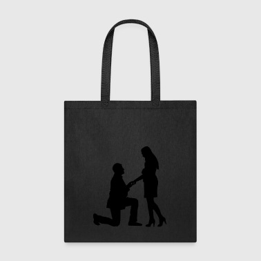 couple - Tote Bag