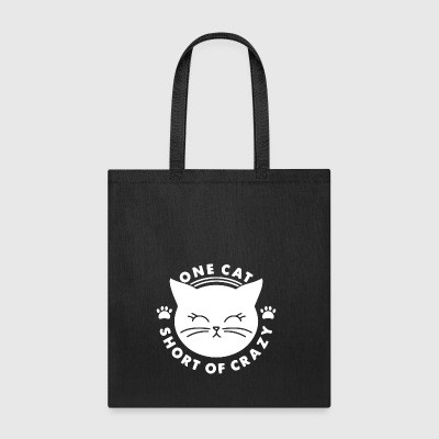 GIFT - ONE CAT WHITE - Tote Bag