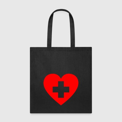 FIRST AID HEART - Tote Bag