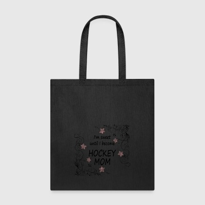 hockey vines3 - Tote Bag