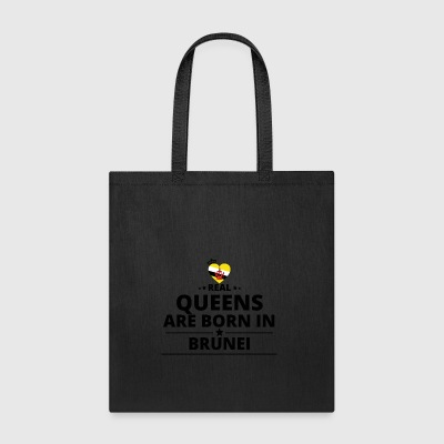 GESCHENK QUEENS LOVE FROM BRUNEI - Tote Bag