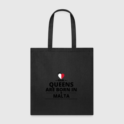 GESCHENK QUEENS LOVE FROM MALTA - Tote Bag