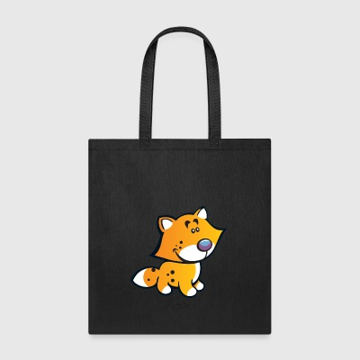 Fox Tee - Tote Bag