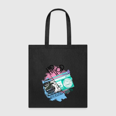 Boombox Sharp GF-9000 - S41 - Tote Bag