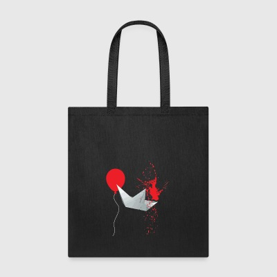 2017 Horror Halloween Graphic Tee T Shirt Red Ball - Tote Bag