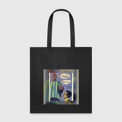 Black is beautiful - Tote Bag