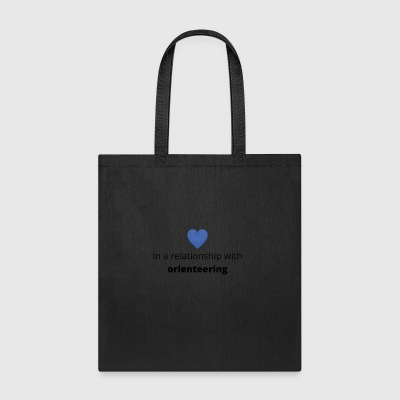 gift single taken relationship with orienteering - Tote Bag