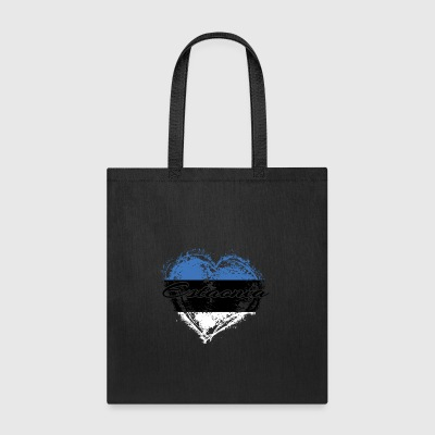 HOME ROOTS COUNTRY GIFT LOVE Estonia - Tote Bag