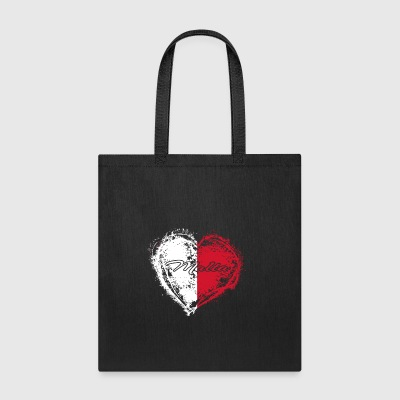 HOME ROOTS COUNTRY GIFT LOVE Malta - Tote Bag