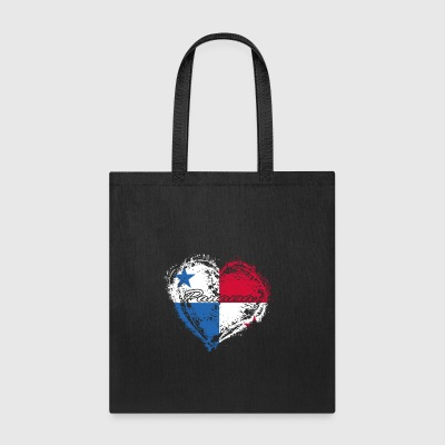 HOME ROOTS COUNTRY GIFT LOVE Panama - Tote Bag